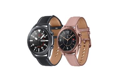 Galaxy Watch3 LTE智慧手錶 不鏽鋼